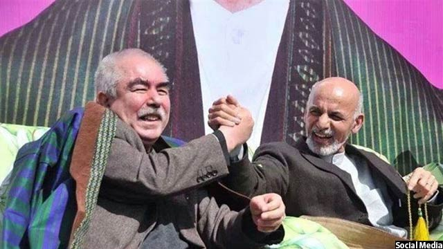 Ghani & Dostam Junbish Islami Party