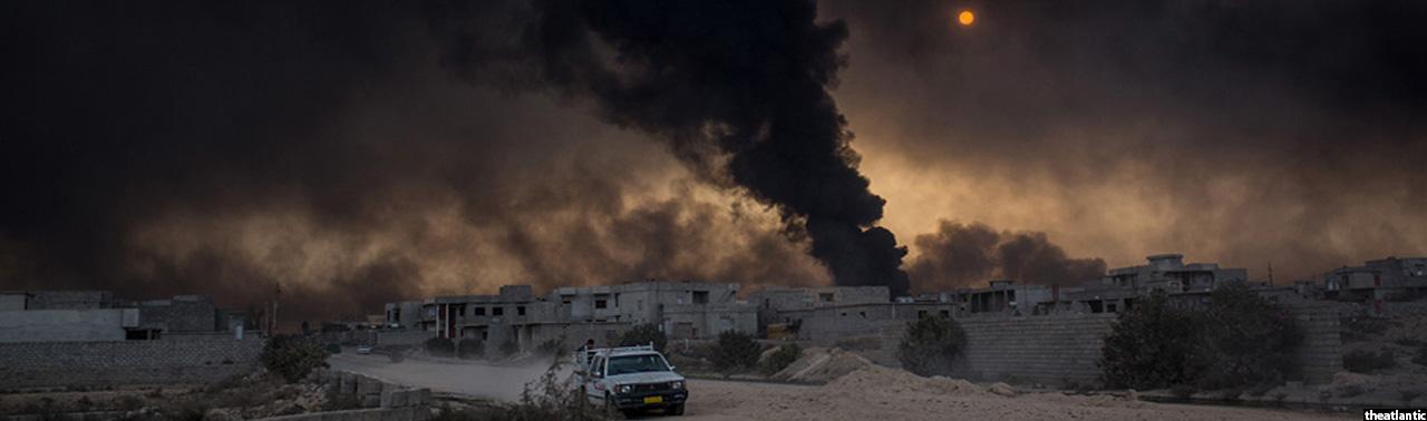 ایجاد وحشت؛ داعش در ننگرهار بیش از ۶۰ خانه را آتش زد