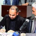 60 پروژه به ارزش 1.7 میلیارد افغانی؛ این قراردادها از شروع سال مالی 96 تا کنون به امضا رسیده است