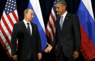 اوباما و پوتین در این سالها + (عکس)