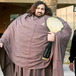 هالک پاکستان؛ جوانی که روزانه 10هزار کالوری غذا میخورد