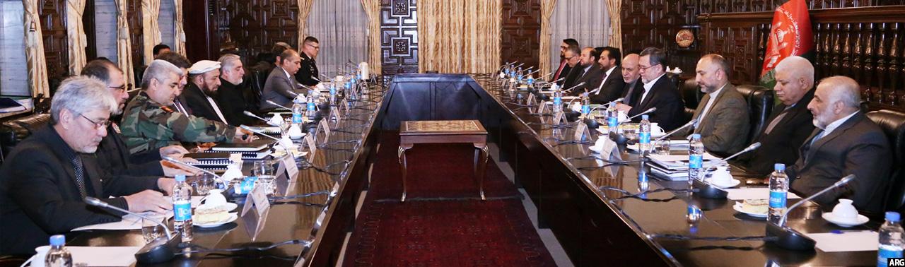 تصویب استراتژی امنیت ملی ۴ ساله افغانستان؛ داعش دشمن درجه اول کابل است