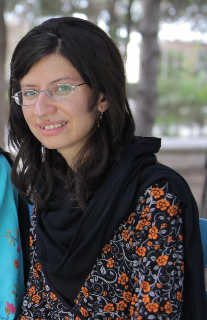 شهرزاد برای چهار سال در پاکستان مهاچر بوده است