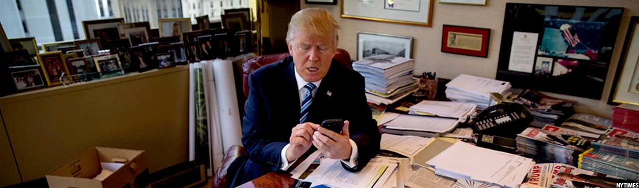 Trump's-tweeting-phone