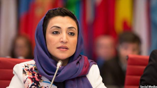 خانم راز اکنون معین وزارت امور خارجهی افغانستان میباشد