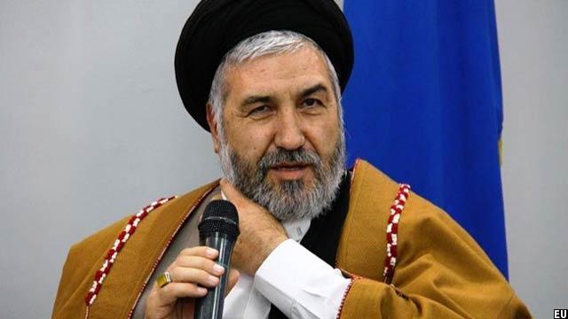 سید حسین عالمی بلخی، وزیر امور مهاجرین و عودت کنندگاه افغانستان