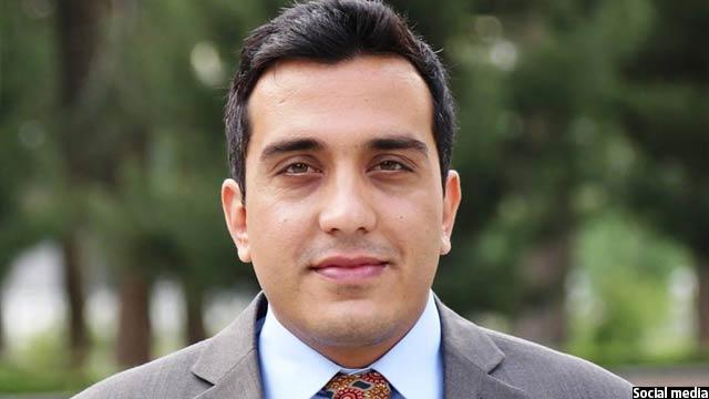 تواب غورزنگ، سخنگوی مشاور امنیت ملی رییس جمهور افغانستان