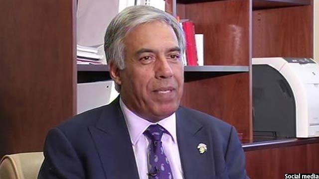 دکتر همایون قیومی، مشاور رییاست جمهوری افغانستان / عکس: وایتیمگ