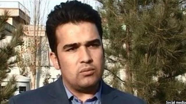 آقای عزیزی سخنگوی حزب اسلامی