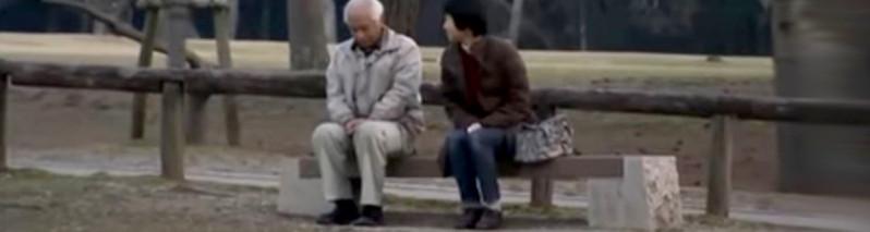 آشتی زوج جاپانی پس از ۲۰ سال صحبت نکردن + (ویدیو)