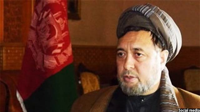 محمد محقق معاون رییس اجرایی افغانستان