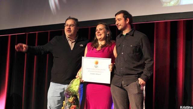 مایوریکانیک خبرنگار تحقیقی از کشور فرانسه برندهی این جایزه شده است