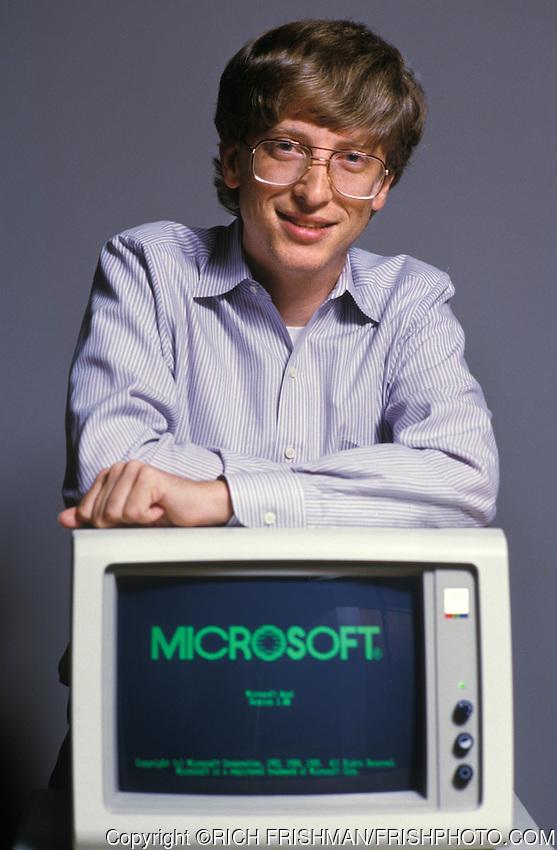 بیل در نوجوانی از دانشگاه اخراج شد. او هیچ مدرک تحصیلی ندارد