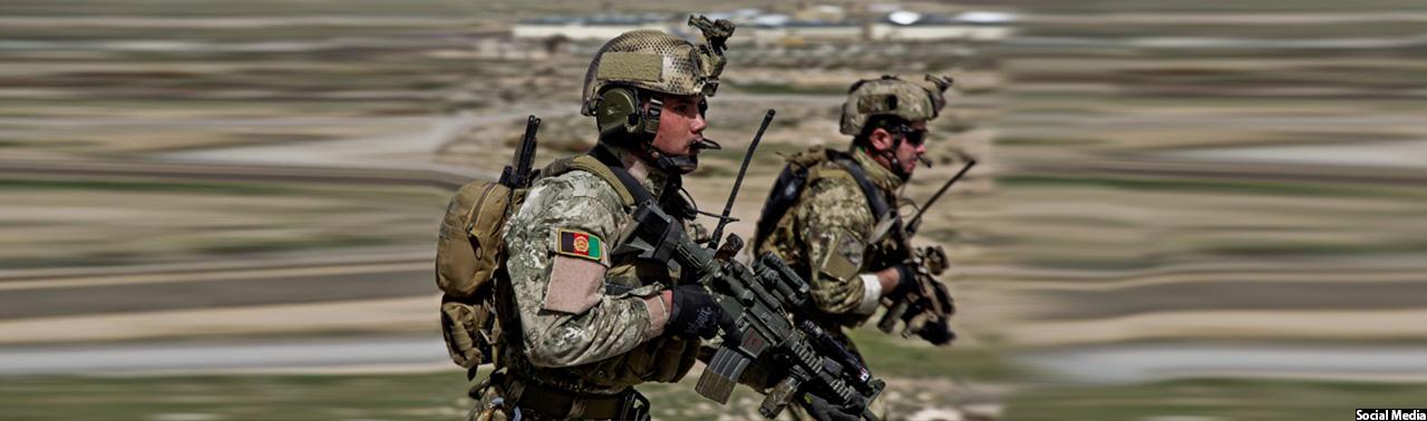تقدیر از نیروهای امنیتی افغانستان؛ تروریستان جایی برای پنهانشدن نخواهند یافت