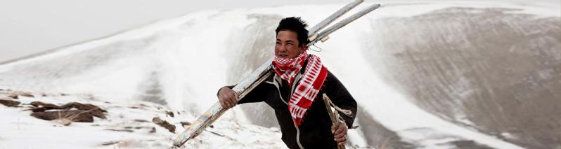از بامیان تا سویس؛ ۱۰ نکته در مورد جهانیشدن اسکی افغانستان