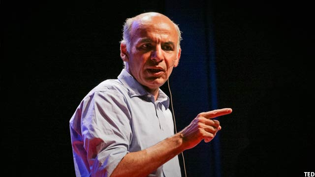 Ashraf Ghani at TED