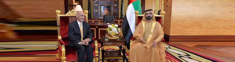 همدردی با امارات متحده عرب؛ ابوظبی میزبان رییسجمهور افغانستان