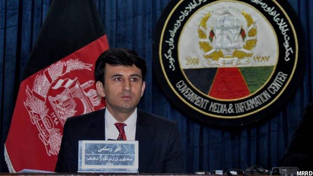 اکبر رستمی، سخنگوی وزارت زراعت