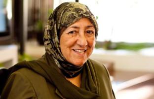 سکینه یعقوبی «جایزه صلح سونهاک» را برای افغانستان به ارمغان آورد