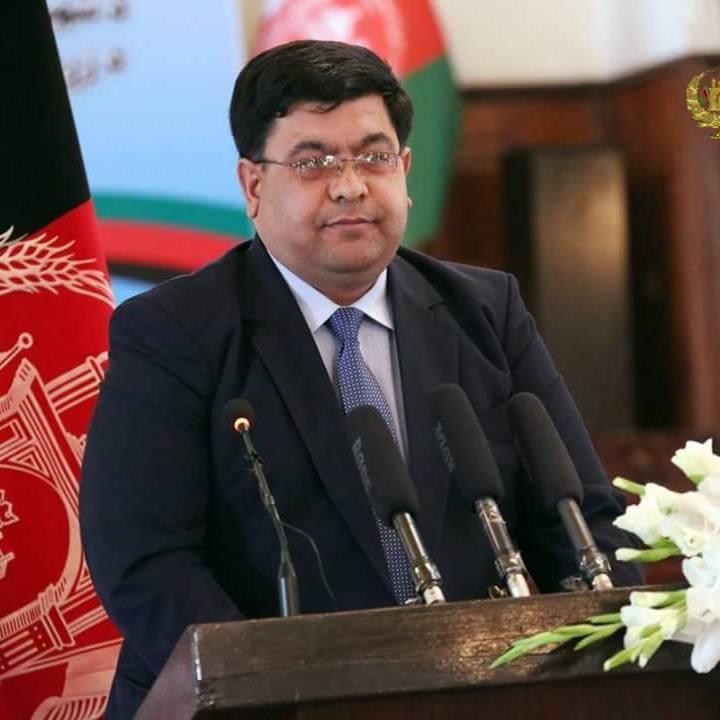 شاه حسین مرتضوی، سخنگوی رییسجمهور افغانستان