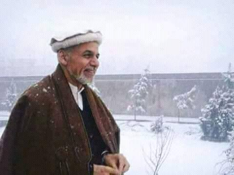 Snowfall in Afghanistan welcomed by people (1)