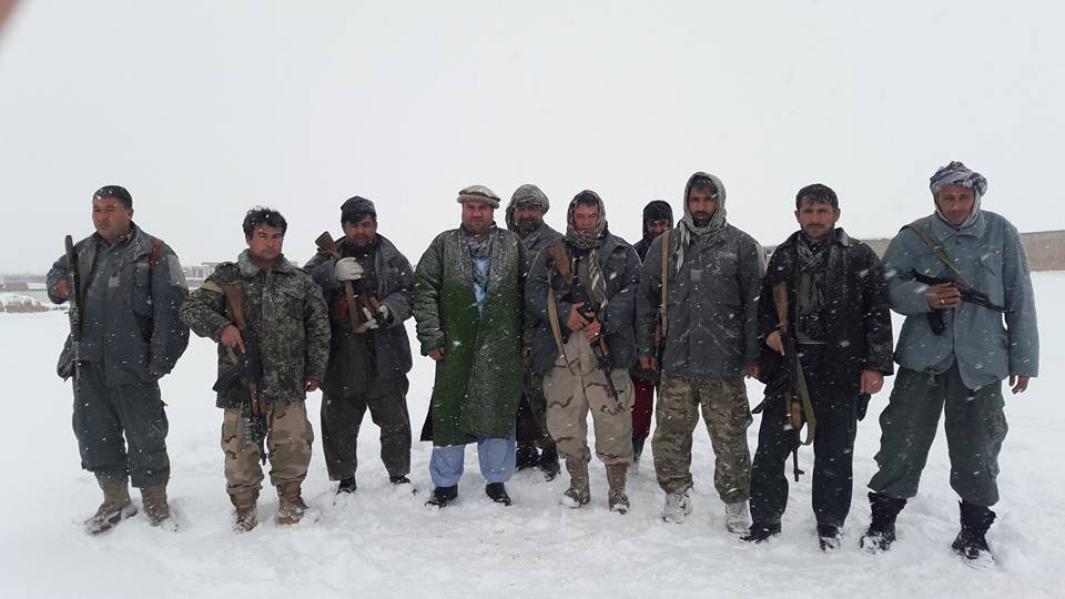 Snowfall in Afghanistan welcomed by people (12)