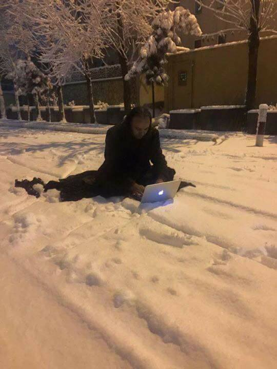 Snowfall in Afghanistan welcomed by people (16)