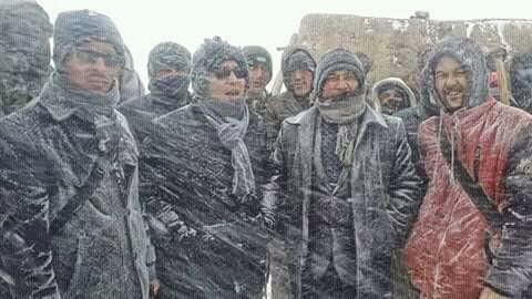 Snowfall in Afghanistan welcomed by people (19)