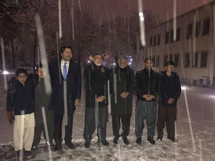 Snowfall in Afghanistan welcomed by people (5)