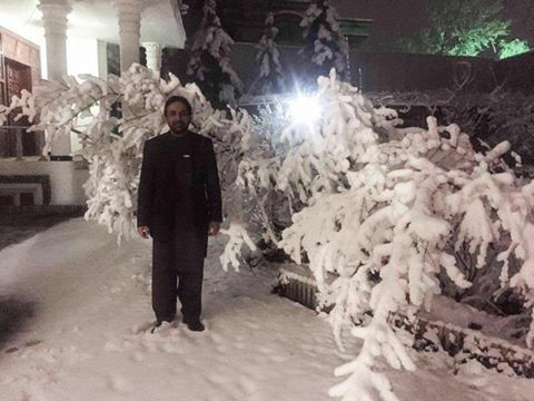 Snowfall in Afghanistan welcomed by people (8)
