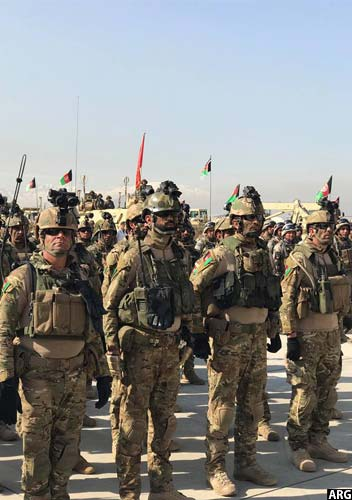 Special Forces Elite ANSF