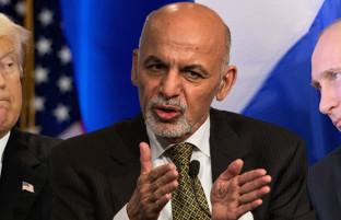 قدرتنمایی روسیه و امریکا بر استقرار و سرنگونی طالبان در افغانستان