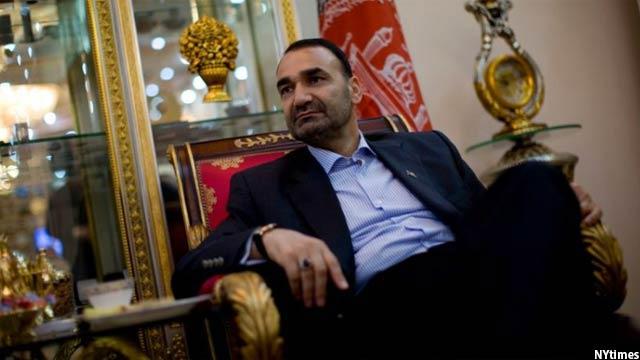 عطا محمد نور رییس اجرایی جمعیت اسلامی افغانستان پیش از این اعلام کرده بود که به نمایندگی از این حزب با رییس جمهور افغانستان گفتگو کرده است