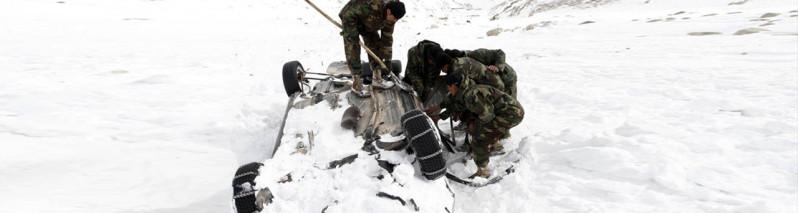 زمستان بیپیشینه؛ کشتهشدن نزدیک به ۱۲۰ تن بر اثر برفکوچ در افغانستان
