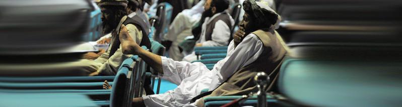 ۲۰ رفتار نادرست آدمهای مهم در افغانستان