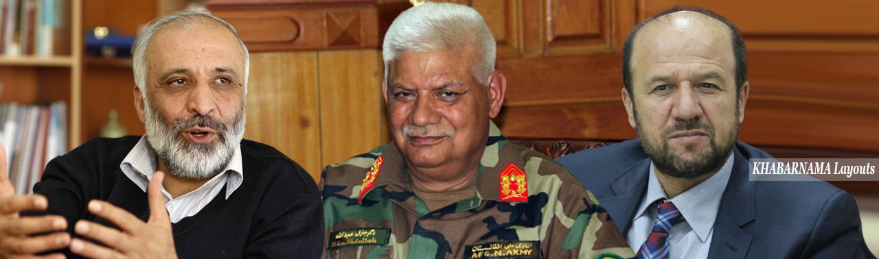 پایان داستان استیضاح؛ مجلس افغانستان وزرای داخله، دفاع و رییس عمومی امنیت ملی را ابقا کرد