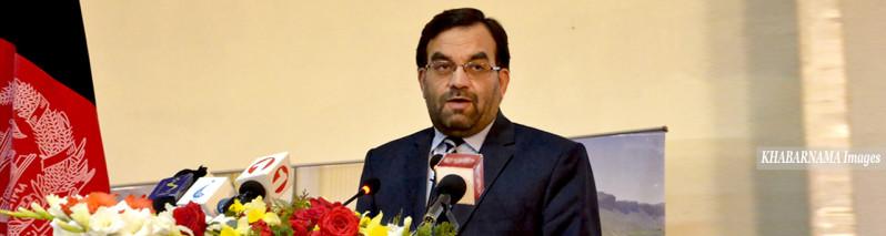وزیر انرژی و آب افغانستان به سیم آخر زد؛ افشاگری از سیر تا پیاز پروژههای اقتصادی