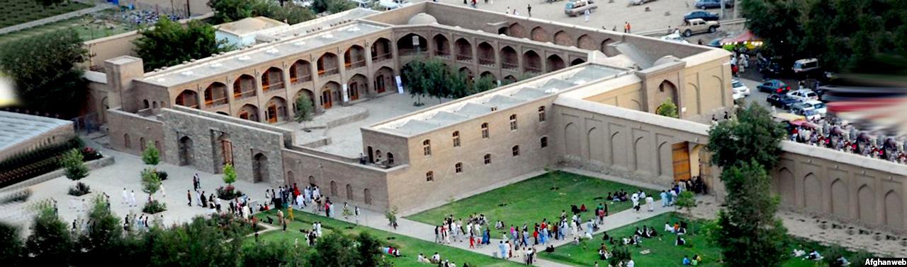 جلوههای درخشان یک تاریخ؛ باغ بابر، معماری اسلامی و تفریحگاه شهروندان کابلی