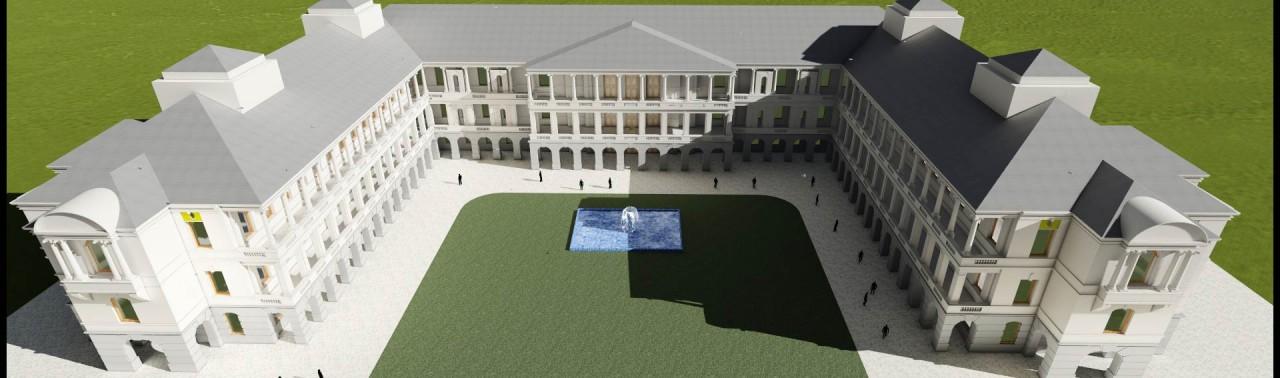 DarulAman-Palace