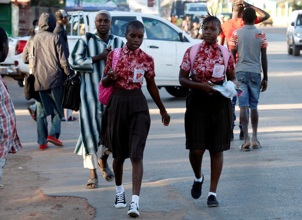 گامبیا / عکس: رویترز