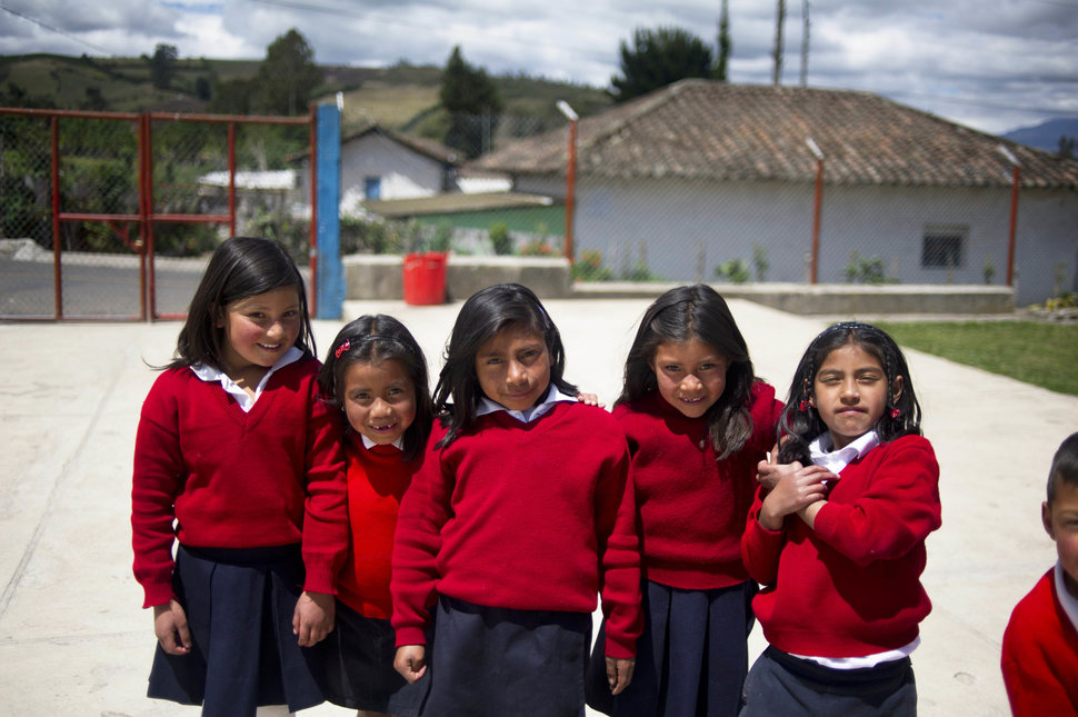 اکوادور / عکس: ای اف پی