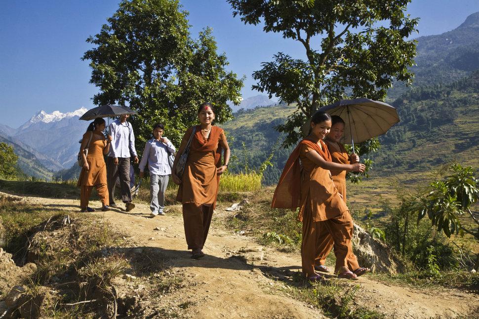 نیپال / عکس: یو آی جی