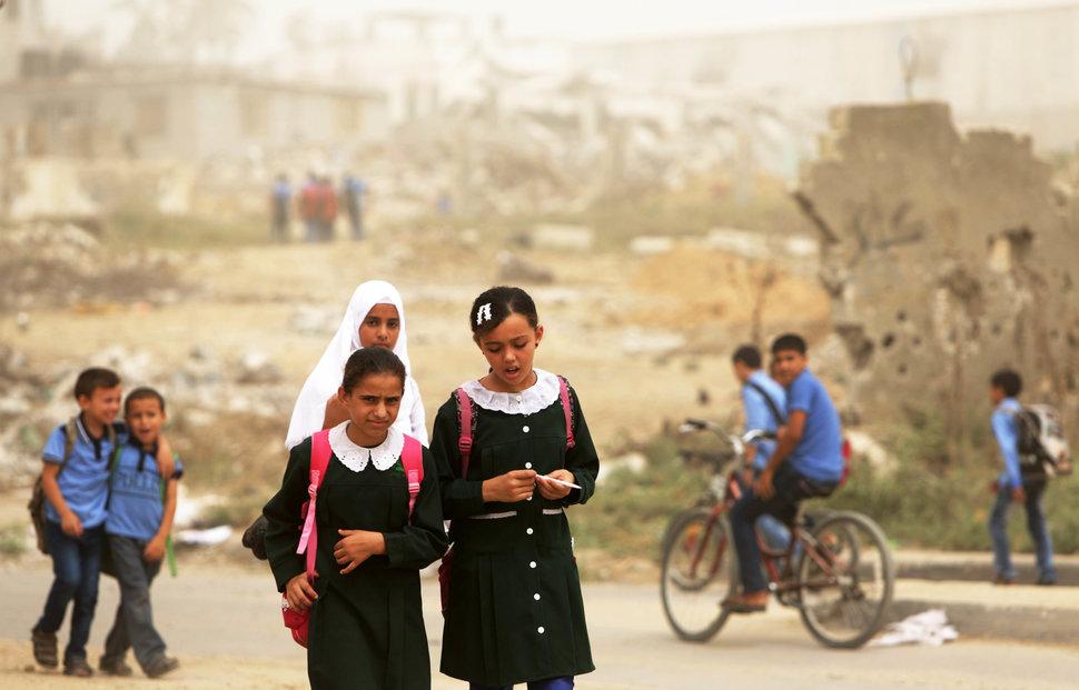 فلسطین / عکس: ای اف پی