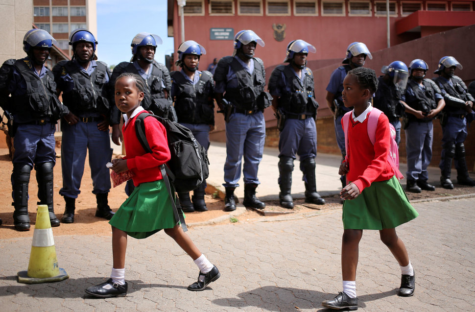 آفریقای جنوبی / عکس: رویترز