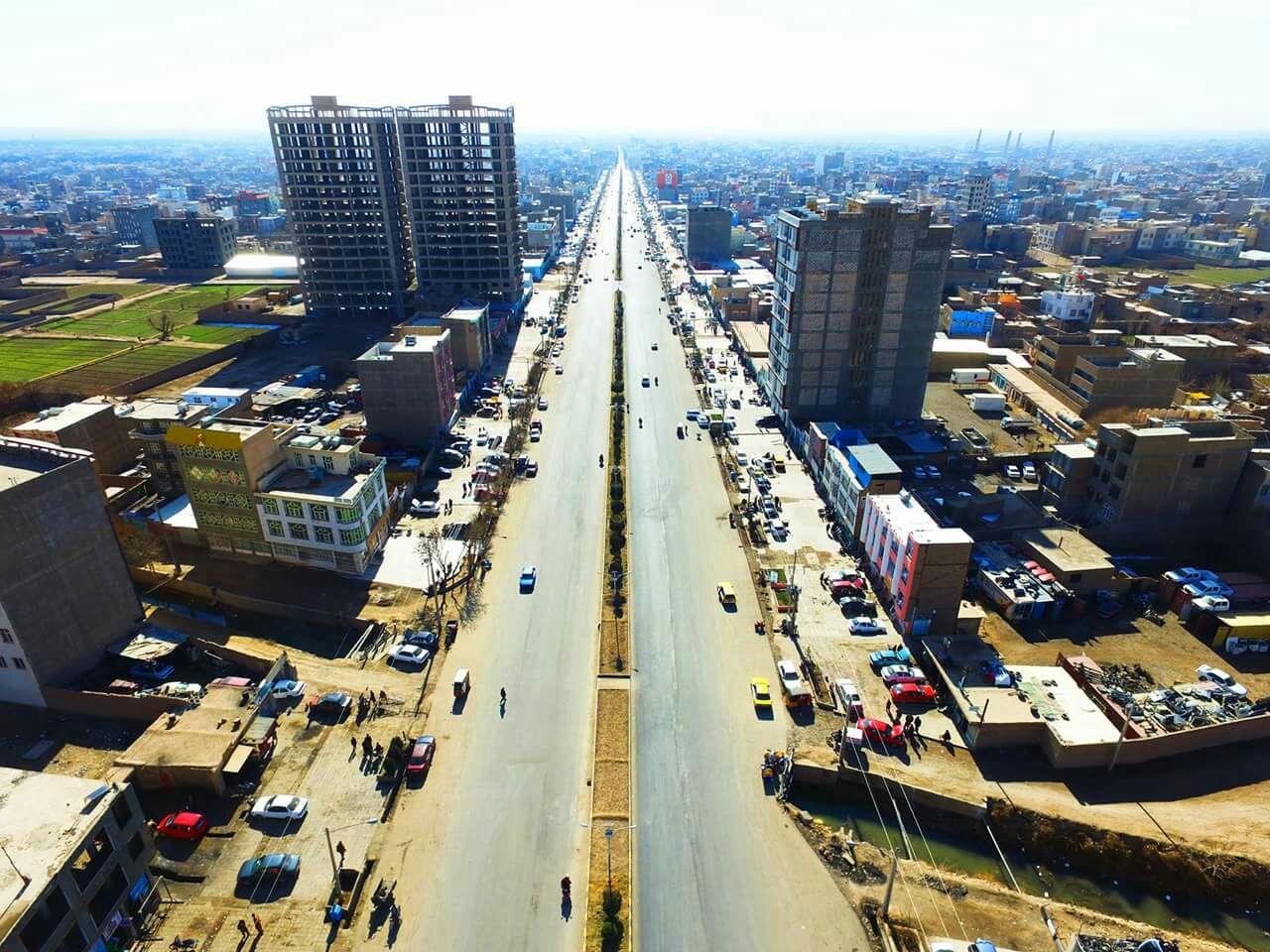 شهر هرات / عکس: رسانههای اجتماعی