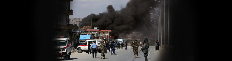 حملات همزمان؛ از دو حمله طالبان در شرق و غرب کابل تا واکنش شدید نیروهای امنیتی افغانستان