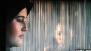 صحرا کریمی در نقش اول فیلم دختران خورشید