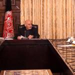 واگذاری 8 قرارداد به ارزش 25 میلیارد افغانی در ارگ ریاست جمهوری افغانستان