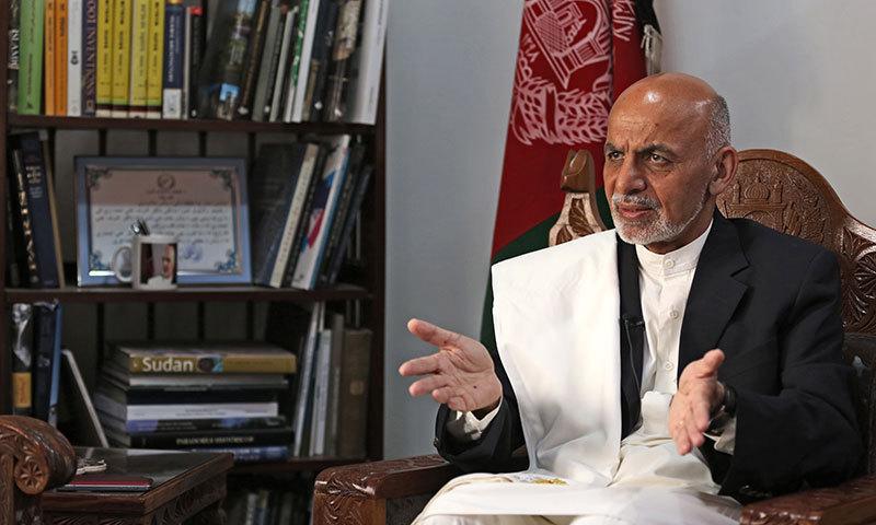 AP Ghani