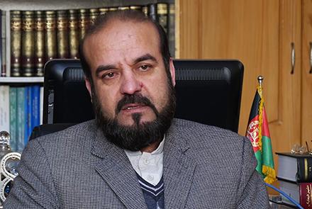 عبدالبدیع صیاد، رییس کمیسیون انتخابات